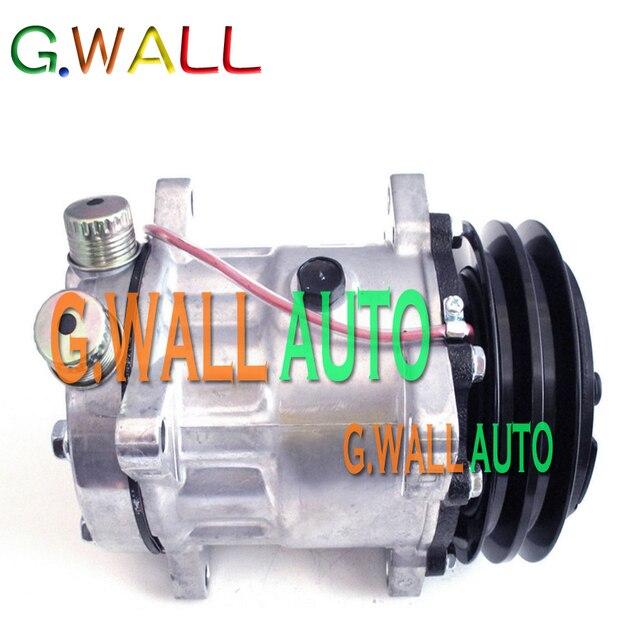 High Quality AC Compressor For Car Fiat Croma / Tempra / Tipo For Car Lancia Thema 1990-2000 7637982 7736048 7774059