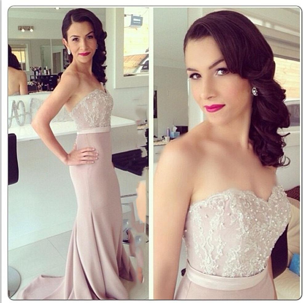 2 Toned Bridesmaid Dresses Choice Image - Braidsmaid Dress, Cocktail ...