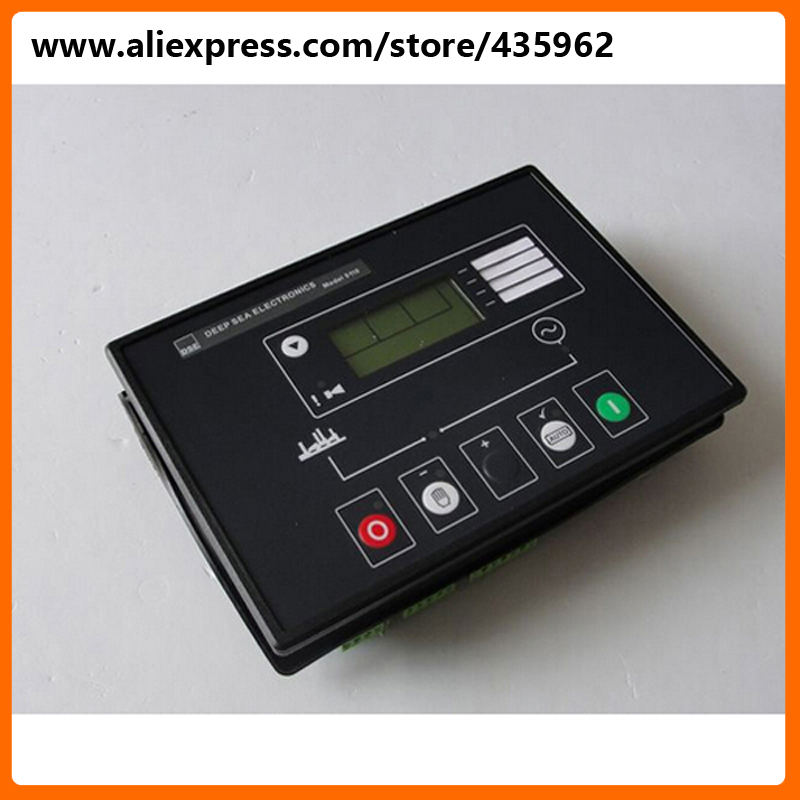 DSE5110 Generator Controller for Diesel Generator Set deep see controller high quality spare part free shipping deep sea generator set controller module p5110 generator control panel replace dse5110