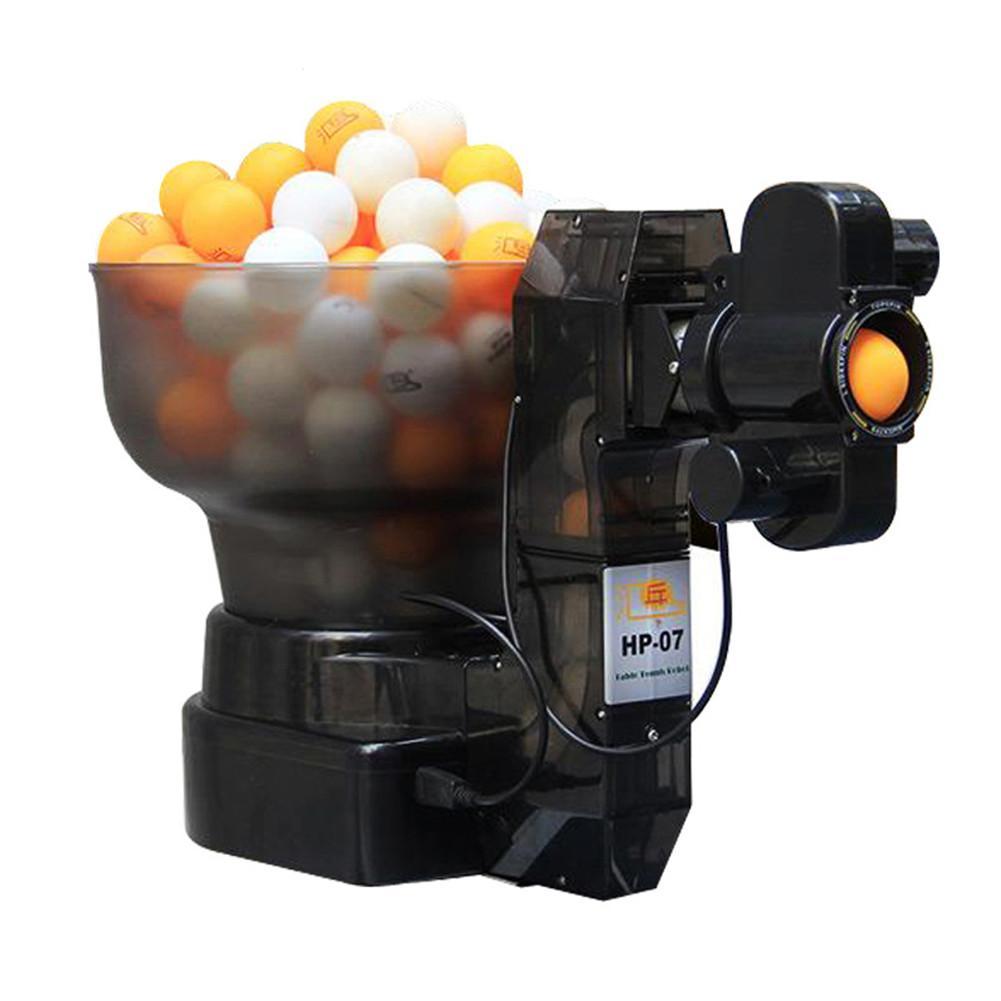 Профессиональные роботы Huieson для пинг понга/настольного тенниса, автоматическая шариковая машина для тренировок, 100 в 240 в, hp 07