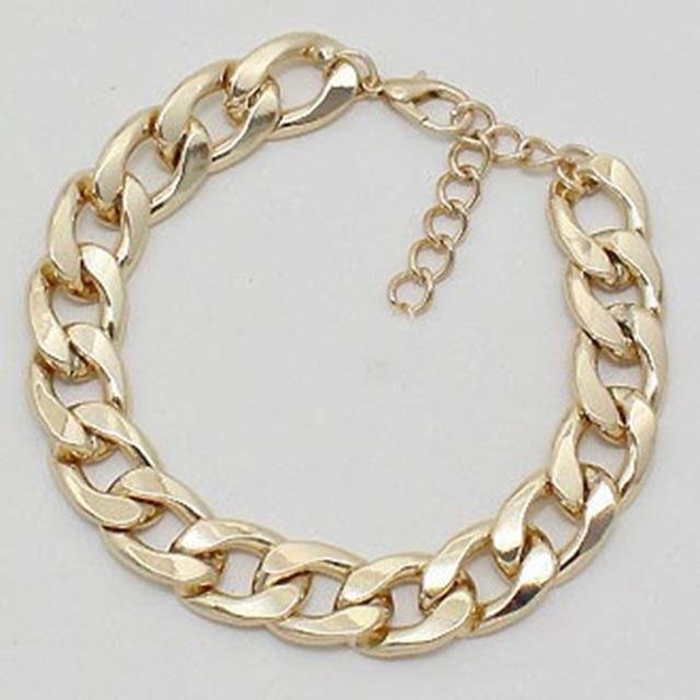 4544aa93d549 Aleación de cobre cadena de eslabones de moda collar de moda 2015 joyas  collares del ahogador