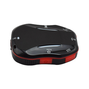Image 3 - ミニ wifi の gps lbs ロケータリアルタイム agps 測位電子フェンス高齢者のための子スーツケースバックパック 2 通話モード