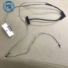 5ec3392fb41 Pantalla de ordenador portátil cable flex cable lcd para HP envidia 7 M7-N  M7-N101DX DC020029T00