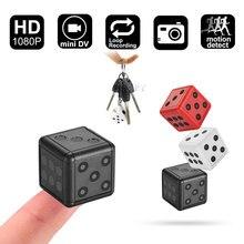 Oryginalny SQ16 kamera Mini 1080P HD wideo rejestrator audio Micro Cam wykrywanie ruchu Camara Espia Oculta małe DV ciała kamery