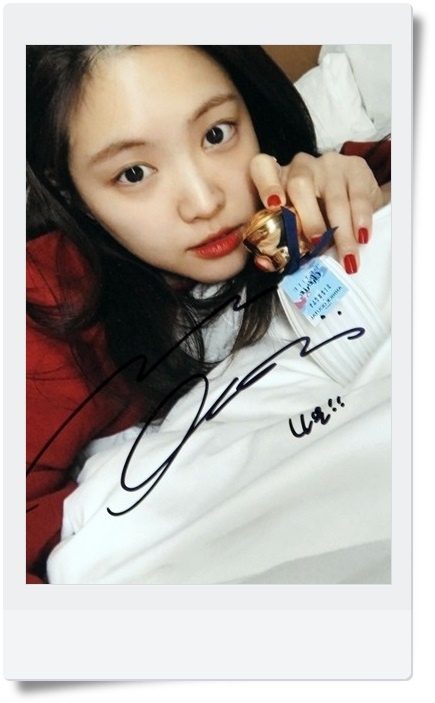 signed APINK Son Na Eun autographed  original photo 6 inches freeshipping 062017 01 snsd tiffany autographed signed original photo 4 6 inches collection new korean freeshipping 012017 01