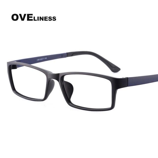 a195f11f01 TR90 eyeglasses frames men 2017 spectacle frames women Optical Clear Lens  Reading Glasses Eye Glasses Frame prescription eyewear