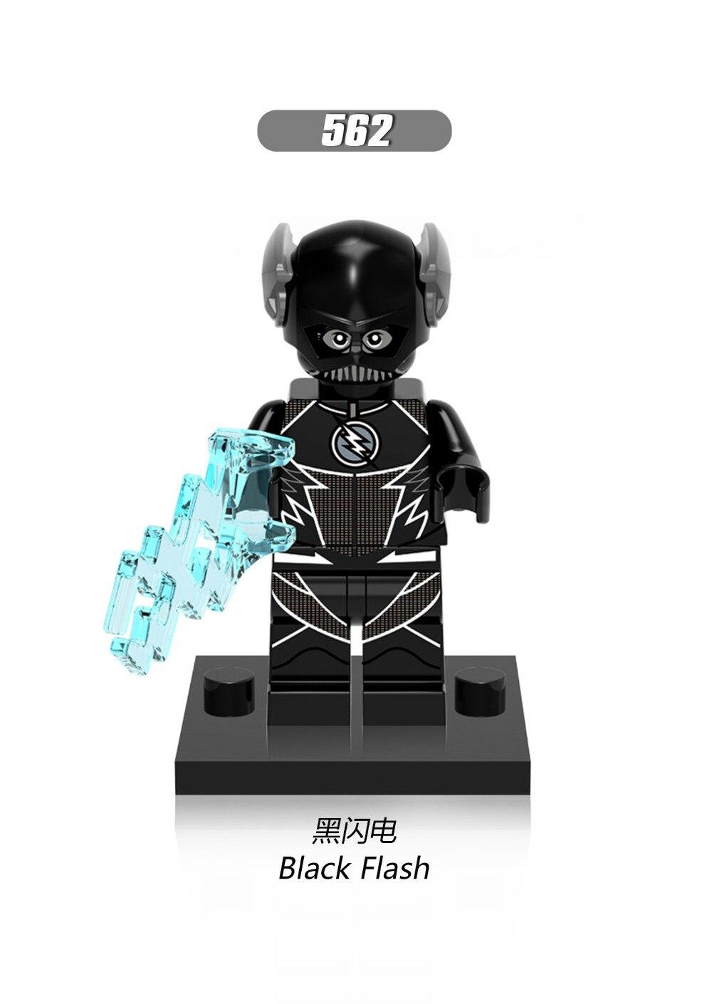 300pcs xh562 Super Heros Jaune Lumiere l'epouvantail Noir Adam Vert Lanten Firestorm Blocs de Construction Pour Enfants x0153 кофта adam pour eve