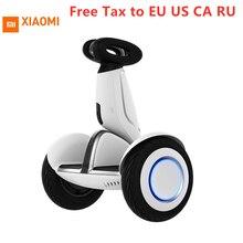 Оригинальный Xiaomi Mini Plus Smart Self гироскутер hoverboard Смарт Электрический Скутер 2 колеса гироскутер, скейтборд с приложением