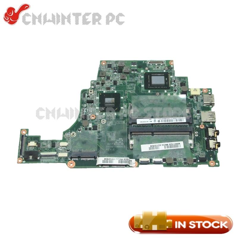NOKOTION DA0BY1MB8E0 A000211530 For Toshiba Satellite U845 U840 Laptop Motherboard I3-2377M CPU UMA MB DDR3 цена