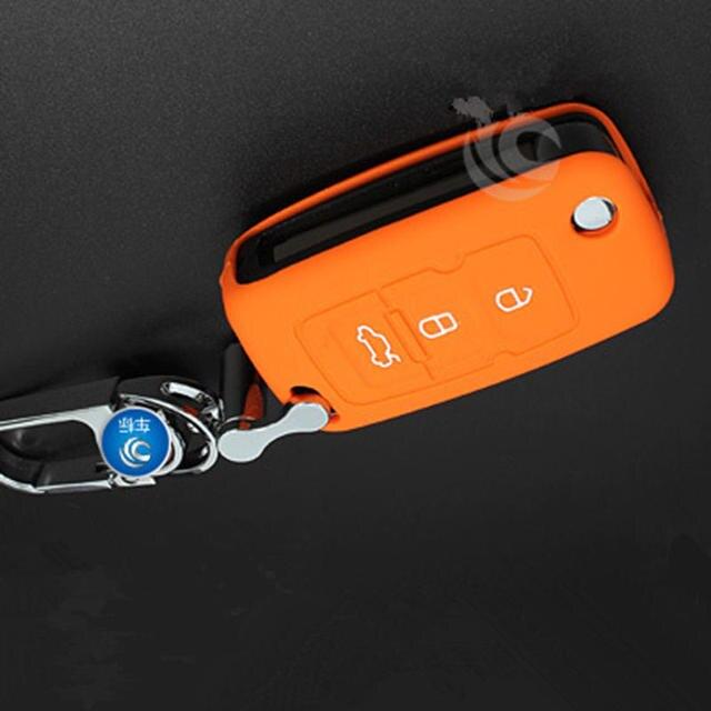 Geely GC6,GC7,car key rubber pouches cover case