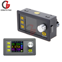 DP50V5A DC 6 55V 5A Digital LCD Display Constant Voltage Current Step down Programmable Control Power Module