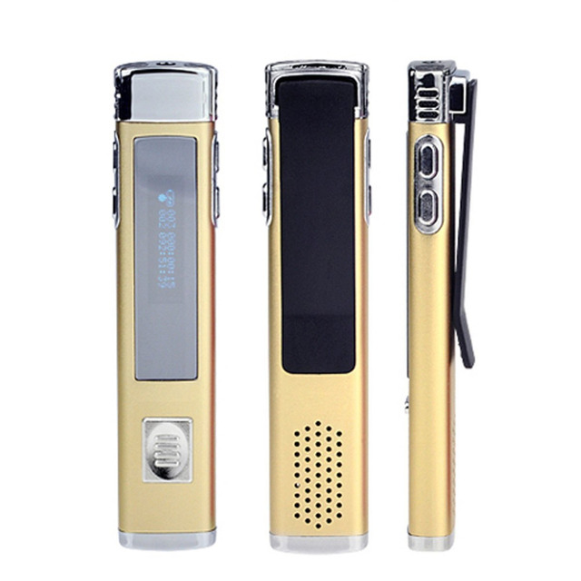Mini Voice Recording pen 16GB F2 Multicolor Clip Sports MP3 Music Player USB Flash digital voice recorder Dictaphone Repeat FM