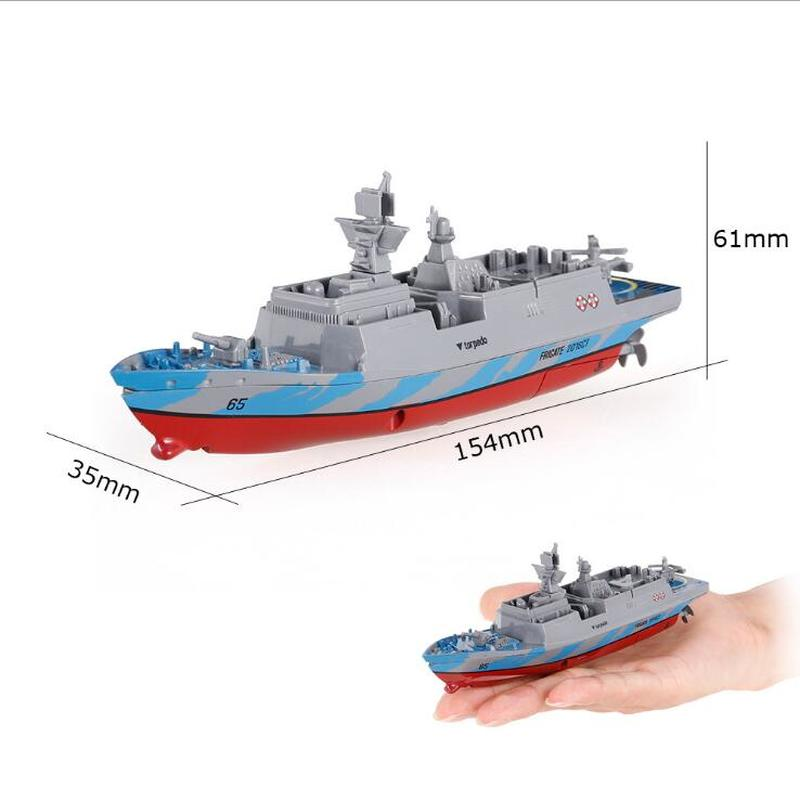 Image 5 - Remote Control RC Boat Waterproof Rechargeable Mini Speedboat Electric Sport RC Boat Children Water Toys-in RC Boats from Toys & Hobbies