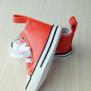 """Image 3 - BJD SHOES Red Sneakers Canvas Shoes Sports Flats For 1/4 17"""" 44cm 1/3 SD17 70cm SD BJD doll DK DZ AOD DD Doll FREE SHIPPING"""