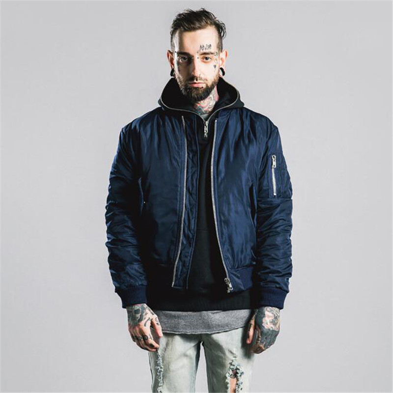 Mens Winter Bomber Style Jackets - My Jacket