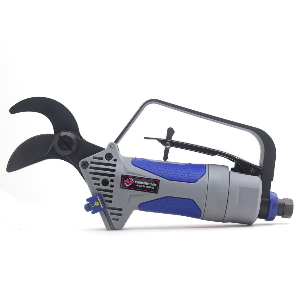Pneumatic Tools Air Tools Tree Branches Cut-Off Knife Cutter Machine Clip Trim Knife Telescopic Pruning Shear Garden Trim Grass