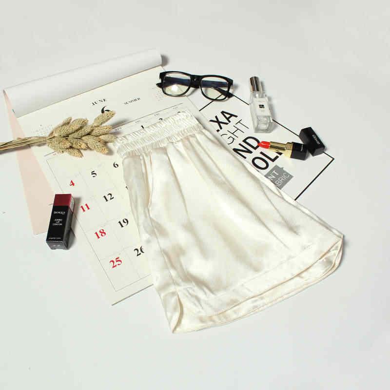 Plus rozmiar XXXL spodenki letnie damskie nowa plaża Hotpants krótki Femme spodenki wysokiej talii luźne spodnie na co dzień szerokie nogi kobiety spodenki c5540