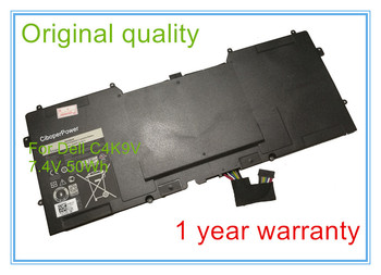 Original 7.4V 50Wh 3H76R Battery for 12 12-L221x 13 9333 13-L321X 489XN C4K9V
