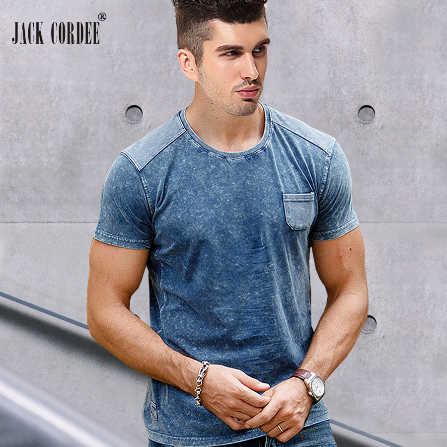 JACK CORDEE 2017 Summer New T-Shirt Soli