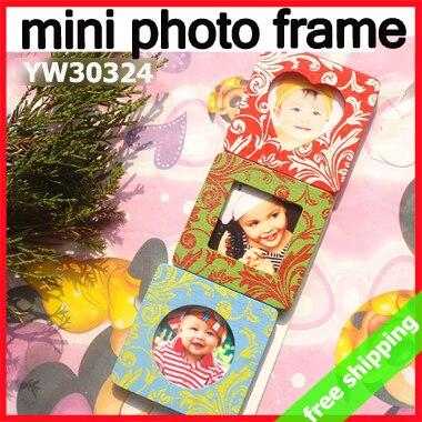 FREE SHIPPING Wooden Photo Frame Kids Children Gift Fridge Magnets ...