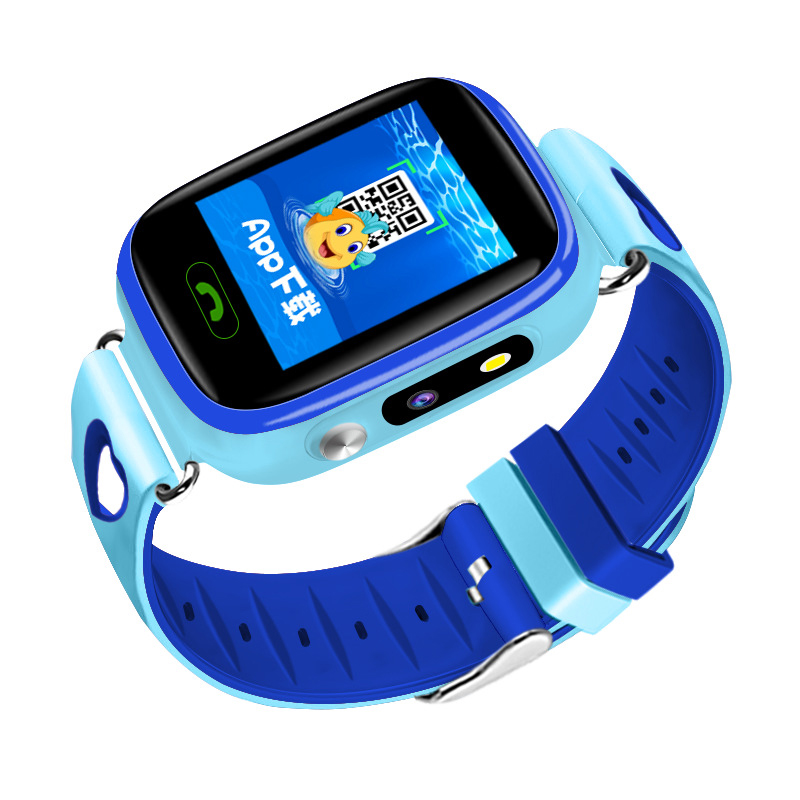 Children's Watch Smart Phone IP68 Depth Waterproof Watch Card Free Dial Micro Chat Photo Smart Watch GPS Watch