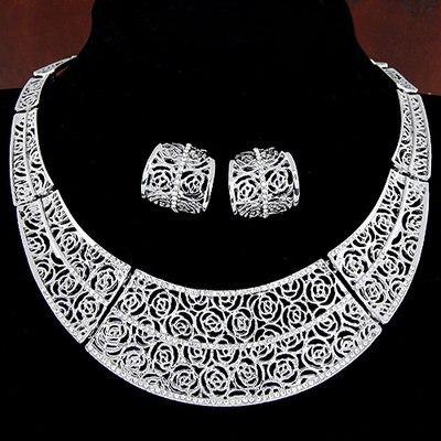 Lace Jewelry Set