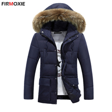 New Style Big Out Pocket Warm Coat Winter Thickening Jackets Men Casual Hooded Parkas Cotton-Coat For Winter Outwear Clothing