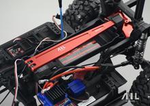 1/10 rc автомобиля обновление часть Traxxas TRX 4 TRX-4 восхождение автомобиль Батарея ячейки Крепежная пластина