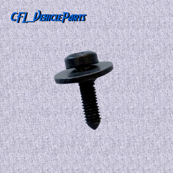 Headlight Assy Bolt Screw M6X20 N90683302 For Audi A4 S4 Q5 Q7 A6 A7 A5 A8 R8 For VW Passat B5 Golf 2010 2011 2012 image