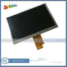 """Новый ЖК-Дисплей Матрица 7 """"PRESTIGIO multipad wize 3018 Tablet внутренний ЖК-экран внутренняя Замены Модуля Панели Бесплатной Доставкой"""