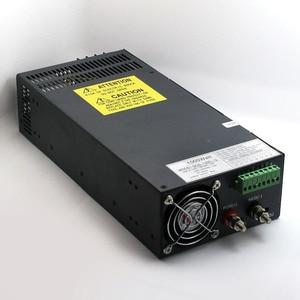 Блок питания постоянного тока 13,5 в 74A 1000 Вт, светодиодный трансформатор, 110 В 240 В переменного тока в DC13.5V адаптер питания для светодиодной ленты с ЧПУ