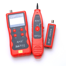 NF-838 Network LAN Cable Length Tester Tracker Phone LAN BNC Cable Finder USB RJ11 RJ45 Wire Tracer / Finder цена