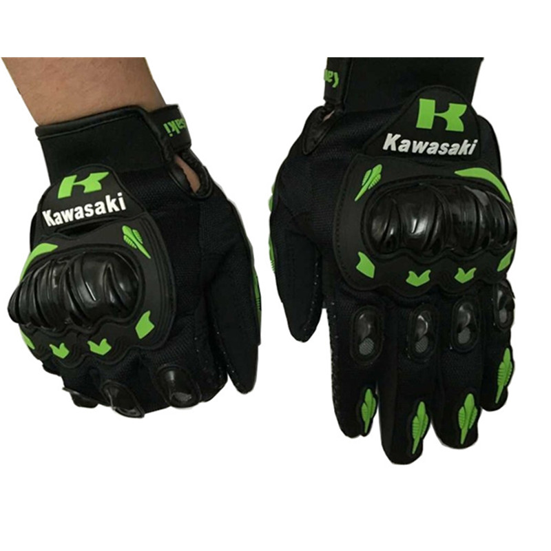 Off-road motorcycle shatter-resistant non-slip breathable ride racing car all-finger gloves men summer knight equipment