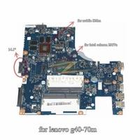 nm a273 90006970 for lenovo ideapad g40 70 laptop motherboard for celeron 2957u GPU 820m DDR3L