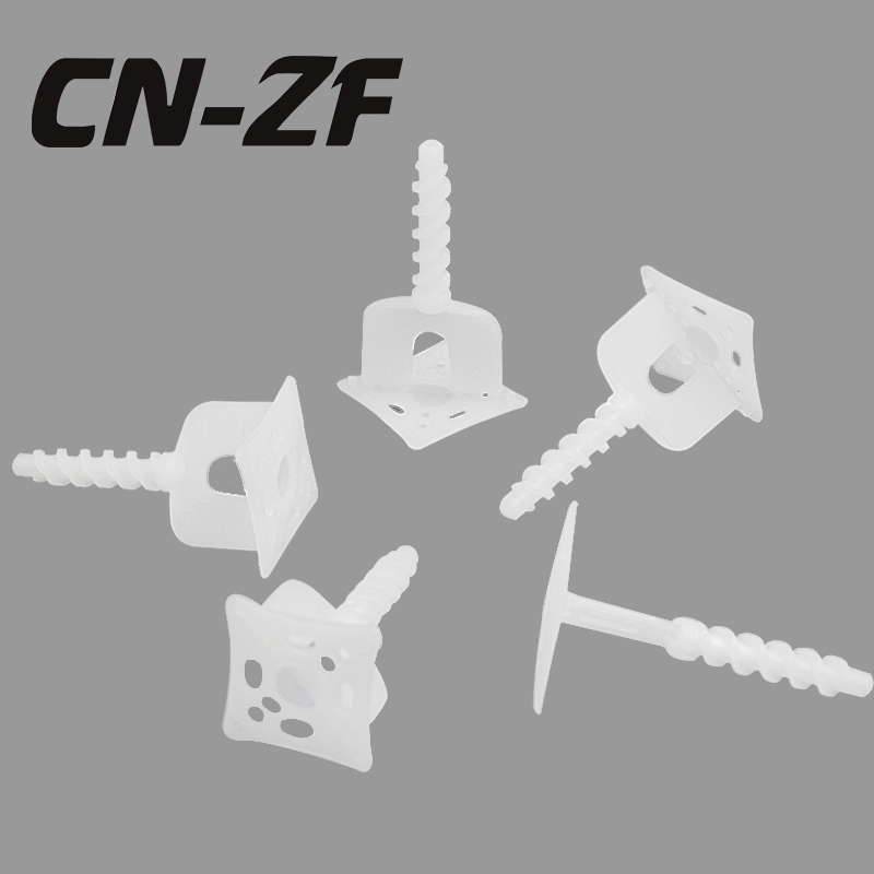 CN-ZF 50Pcs 1.5mm Clip Alignment Ceramic Plastic Floor Levelers Tile Tools Level Spacers Leveling System Clips For Tiles