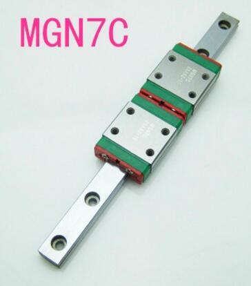 hotsale of hiwin block bearing MGN7 rail 500mm + 2pc bearing MGN7C hotsale of hiwin block bearing MGN7 rail 500mm + 2pc bearing MGN7C