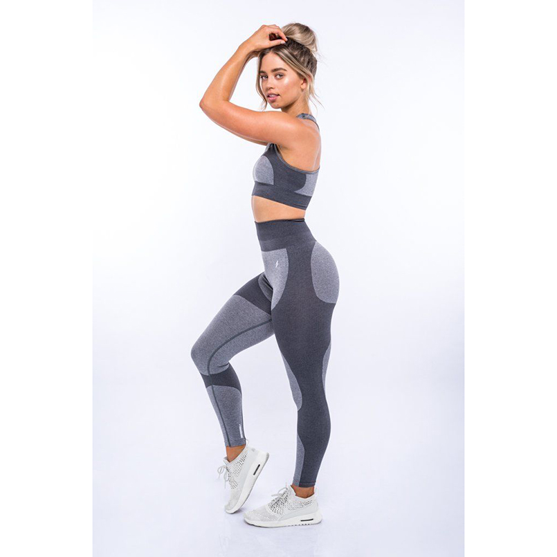 b541752313ed4 2019 Women Running Compression Pants Fitness Leggings For Sport Push ...