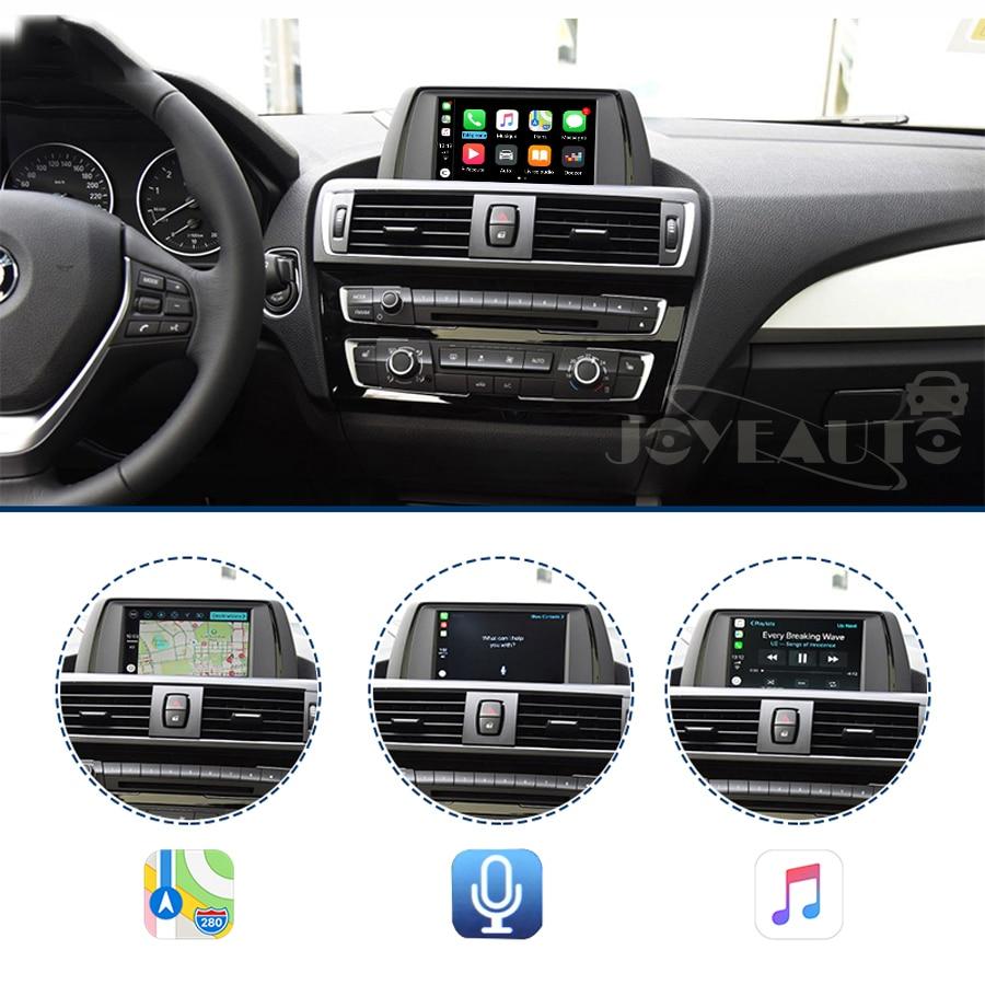 US $326 21 10% OFF|Aftermarket CarPlay Interface 1 Series F20 NBT 2013 2017  MY Apple Carplay Android Auto Solution Retrofit Box-in Car Multimedia