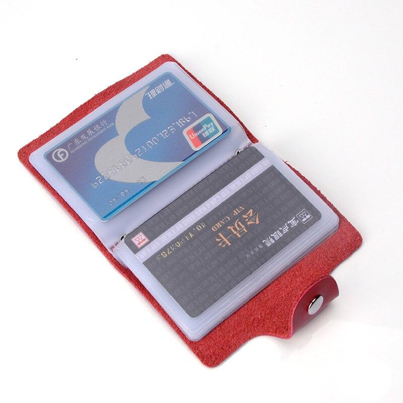 EASTNIGHTS 2017 card holder leather business card holder women ...