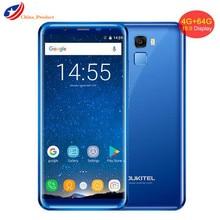Оригинальный Oukitel K5000 5000 мАч 4 ГБ + 64 ГБ MTK6750 Восьмиядерный 21MP + 16MP мобильный телефон 5.7″ HD 18:9 4 г отпечатков пальцев Смартфон