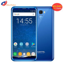 Original Oukitel K5000 5000mAh 4GB+64GB MTK6750 Octa Core 21MP+16MP Mobile Cellphone 5.7″ HD 18:9 4G Fingerprint Smartphone
