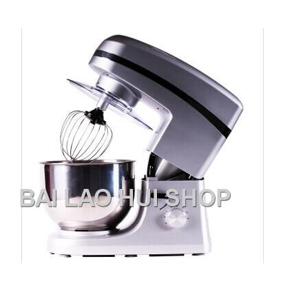 5L Multifunctionele Stand Voedsel Mixer Mixer Voedsel Machine 1000W