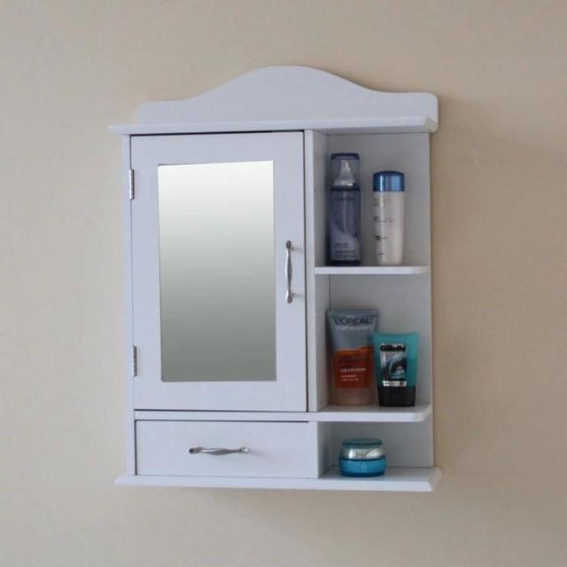 Europeo armarios de ba o estantes de pared del ba o de for Gabinete de almacenamiento de bano de madera