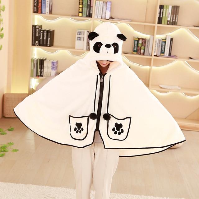 Kawaii Panda Harajuku Cloak – Special Edition