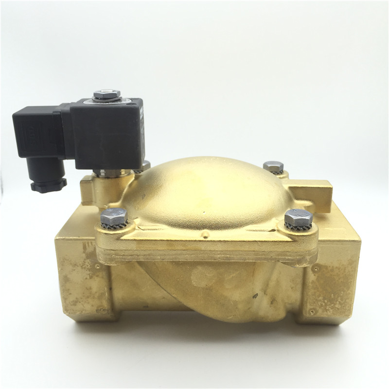 Authentic genuine  two-way valve water valve solenoid valve 7321BGN00 DC24V with coil 481865C2 4818653D 481865A5