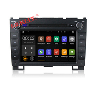 1024 600 1G RAM 16G ROM Android 4 4 Quad Core Car DVD For Great Wall
