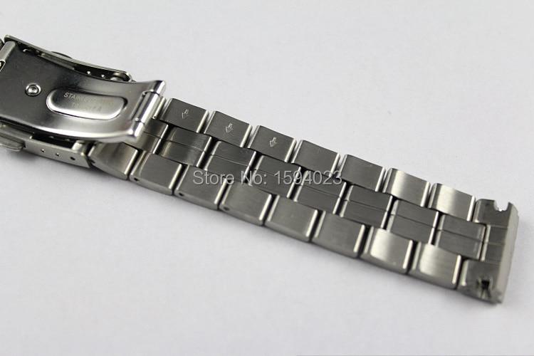 19mm T049417 T049407 T049410A Erkek modeller Watch Band T-KLASIK T049 - Saat Aksesuarları - Fotoğraf 6