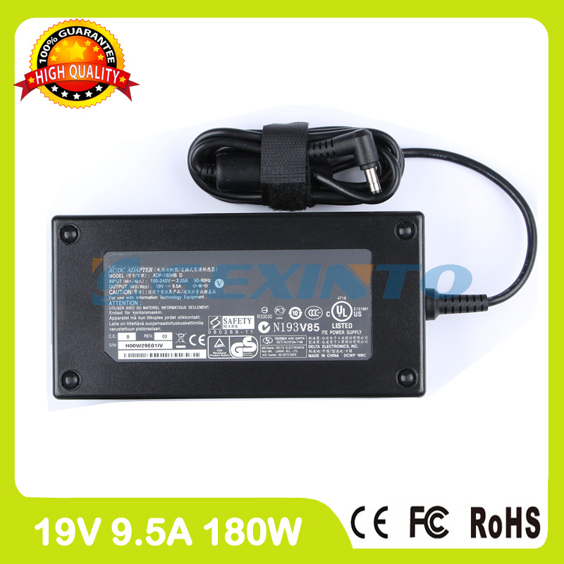 19V 9.5A 180W laptop charger ac power adapter ADP 180HB B ADP 180HB D for MSI E6603 GT60 MS 16F3 GT60s GT680 GT680R MS 16F2
