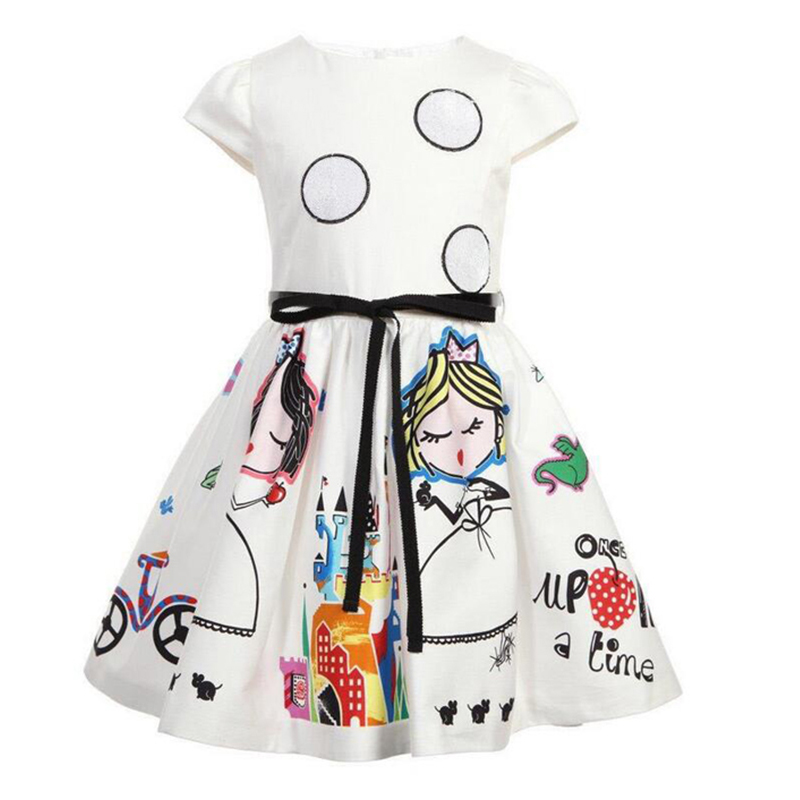 Girls-Summer-Dress-Kids-Clothes-2016-Brand-Baby-Girl-Dress-with-Sashes-Robe-Fille-Character-Princess-Dress-Children-Clothing-1