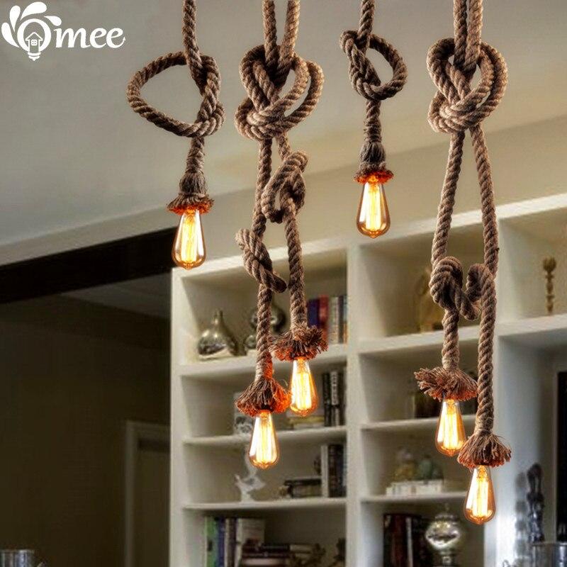 pendant lighting rope # 26